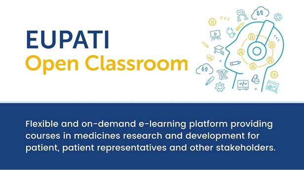 EUPATI launches its new Open Classroom e-learning platform