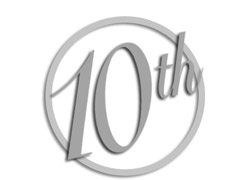 Let's celebrate our 10th Anniversary!