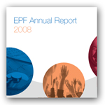 Click here to download European Patients' Forum Annual Report 2008.