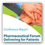 Click here to download Pharmaceutical Forum Delivering to Patients 2009 Report