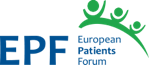 European Patients Forum, logo.