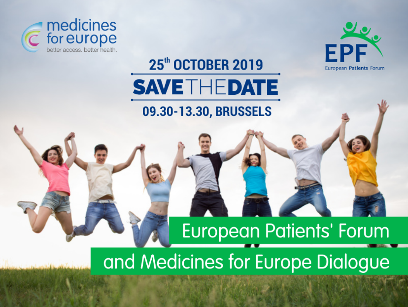 EPF and Medicines for Europe Dialogue